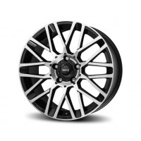 Momo REVENGE 7,0\R16 4*108 ET25 d65,1 MATT BLACK POLISHED