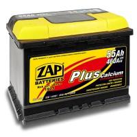 Zap PLUS 62Ah R+