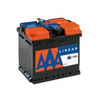 AAA Linear (asia) 60Ah R+ 540A конус азия