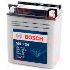 Bosch  M4F34 12N14-3A 14Ah 140A R+