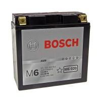 Bosch  M6020 YT14B-BS 12Ah 130A L+