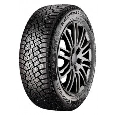 Continental CONTIICECONTACT 2 SUV 275/40R20 106 T XL ШИП