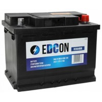 Edcon 60Ah 540A R+ low