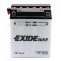 Exide EB12A-A 12Ah 165A L+