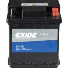 Exide CLASSIC 40Ah 320A R+
