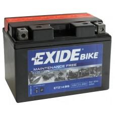 Exide ETZ14-BS 11.2Ah 205A L+