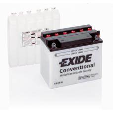 Exide EB16-B 19Ah 190A L+