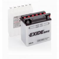 Exide EB9-B 9Ah 100A L+
