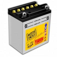 Fiamm 7904449 FB12A-B 12Ah 130A L+