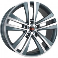 Replica LA Volkswagen VW44 90\R20 5*130 ET59 d716 GMF