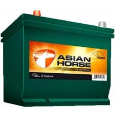Asian Horse 45Ah 330A L+ тонк.клемма+адаптер