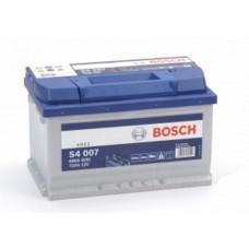 BOSCH S4 70Ah 630A R+ Asia