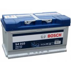 BOSCH S4 80Ah 740A R+ low