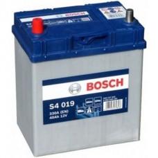 BOSCH S4 40Ah 330A JL+ Asia