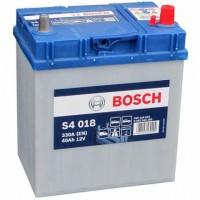 BOSCH S4 45Ah 330A JL+ Asia