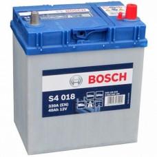 BOSCH S4 40Ah 330A JR+ Asia