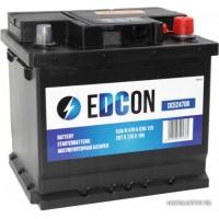 Edcon 52Ah 470A R+