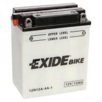 Exide 12N12A-4A-1 12Ah 110A L+