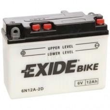 Exide 6N12A-2D 12Ah 80A 6V R+