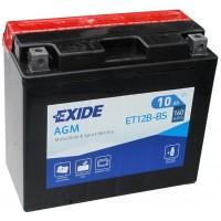 Exide ET12B-BS 10Ah 160A L+