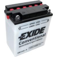 Exide EB12AL-A 12Ah 150A R+