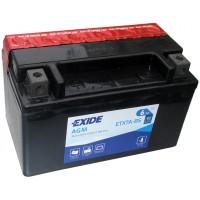 Exide ETX7A-BS 6Ah 90A L+