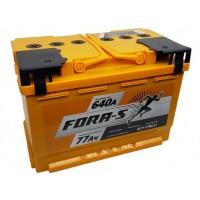 Fora-S 60Ah 500A R+
