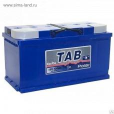 Tab POLAR BLUE 100Ah 900A R+